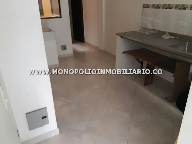 Apartamento Para Arrendar En Medellin Sector San Diego Cod: 9354